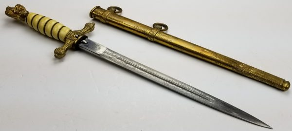 WWII German Kriegsmarine Dagger