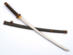 WWII Imperial Japanese Army Officer's Shingunto Sword Kanehisa Gendaito