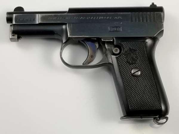 1910 Mauser Pistol