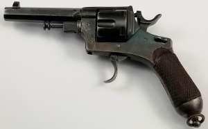Bodeo Model 1889 Revolver