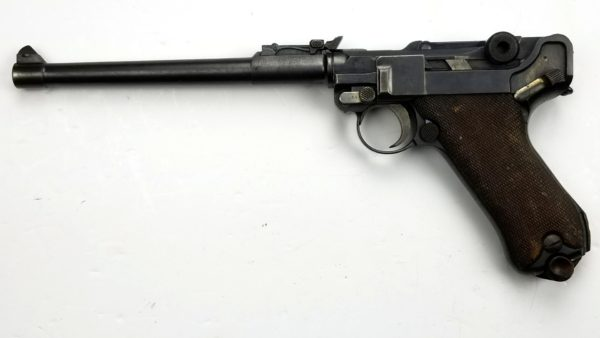 DWM 1917 P.08 Artillery Luger 9mm Pistol