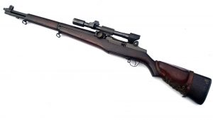 Springfield Armory M1D Sniper Rifle