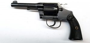 Colt Police Positive .32-20 Revolver