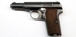 WWII German Issue Spanish Astra 300 .380 Pistol