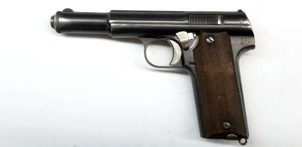 WWII German Issue Spanish Astra Model 600 9mm Pistol