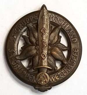 SA Gruppe Hochland Badge